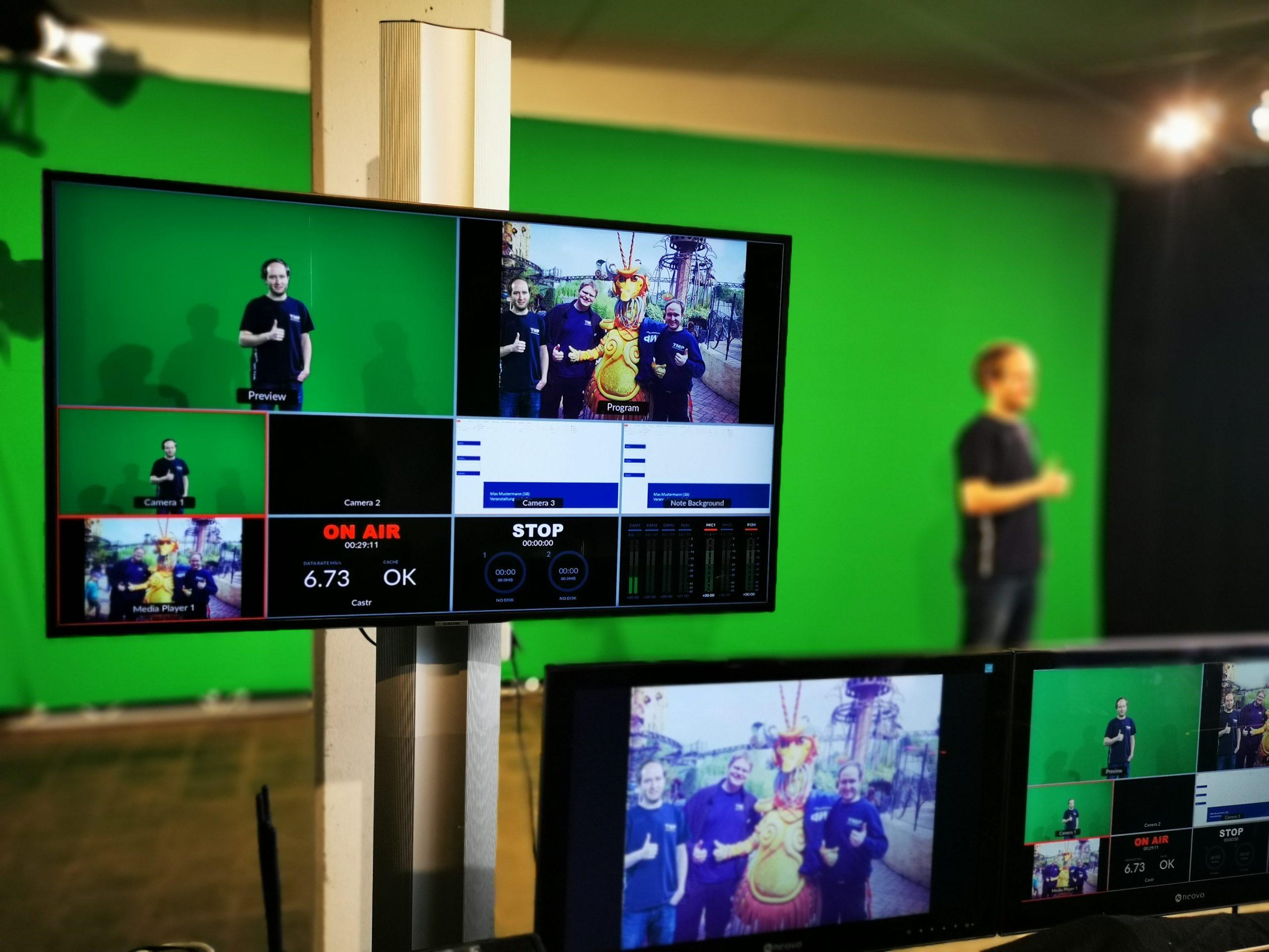 TMP Live Streaming Köln