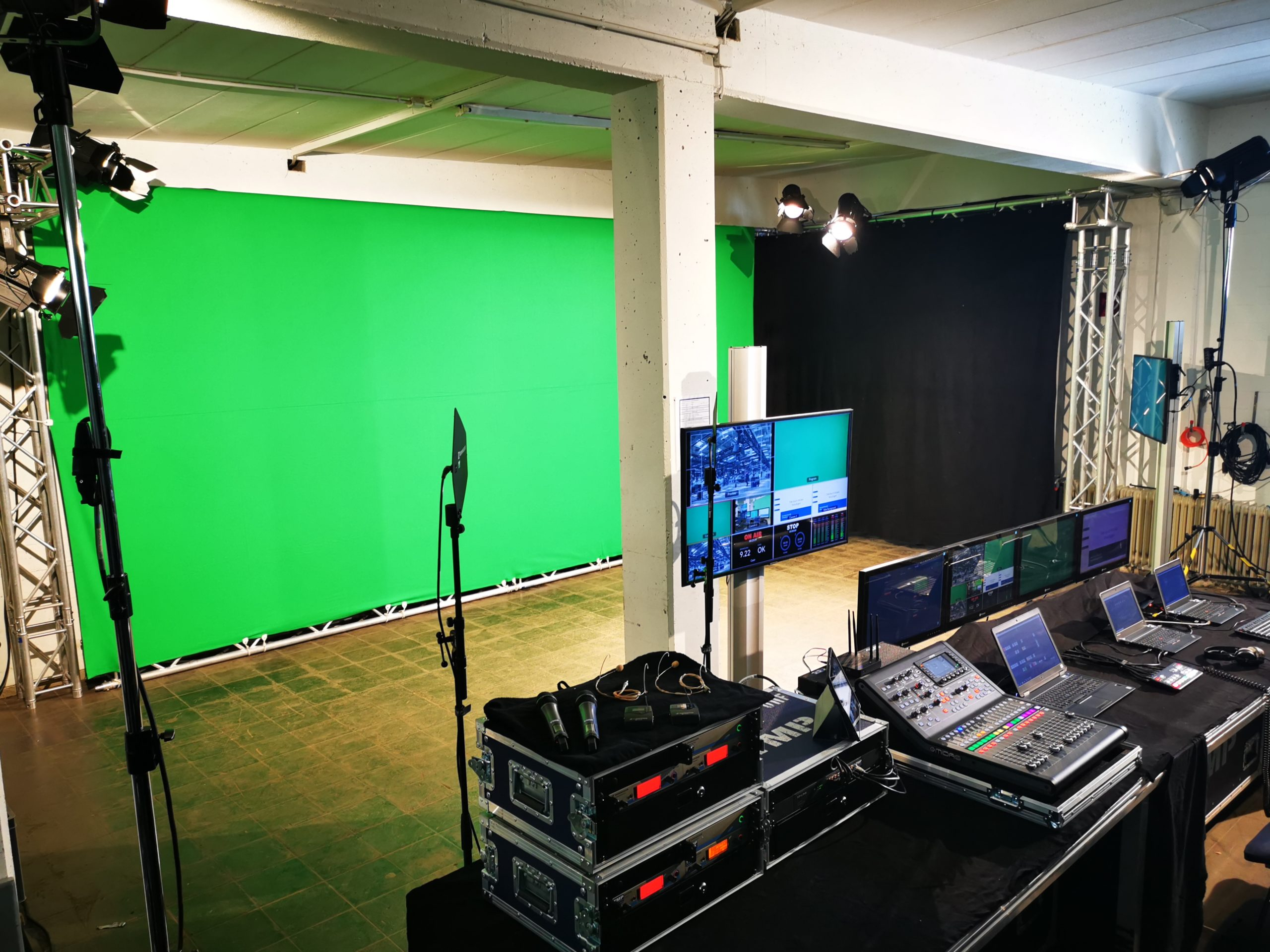 TMP Live Streaming Studio