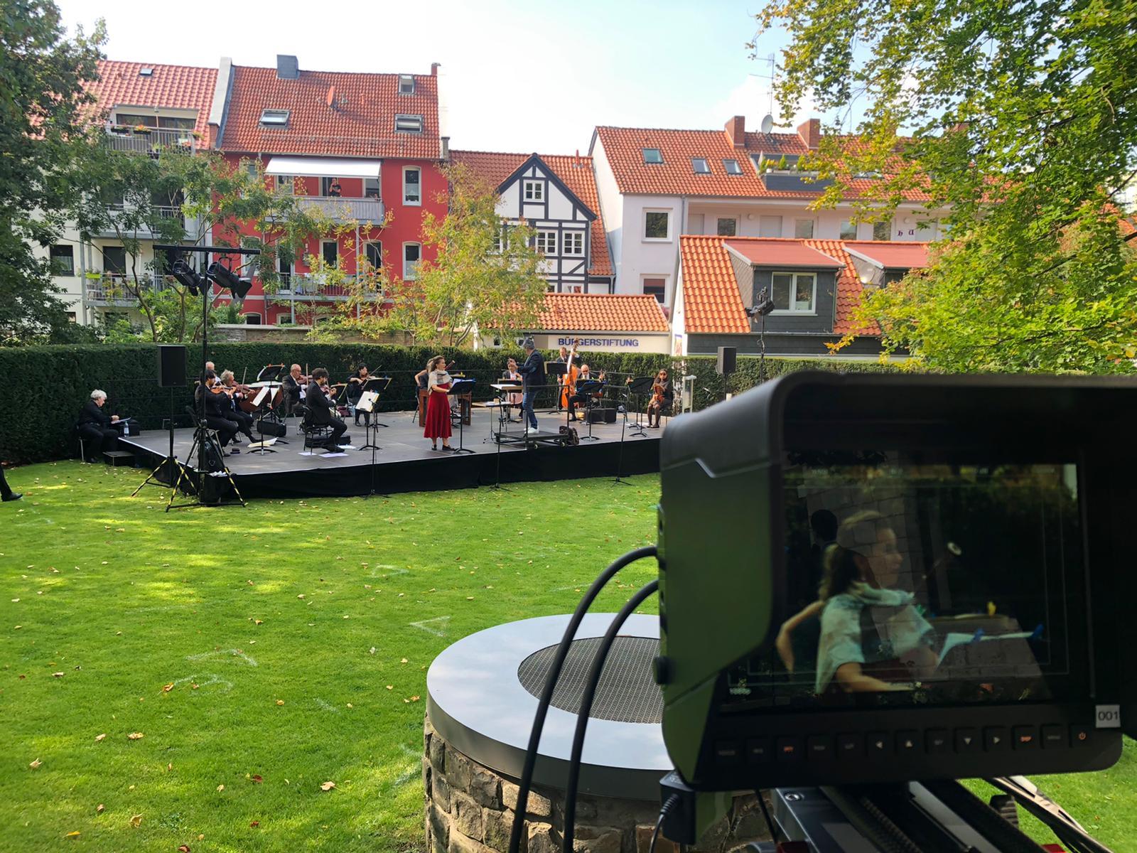 TMP Undercover GmbH Mini Klassik im Park Braunschweig Live Stream hybrid Event