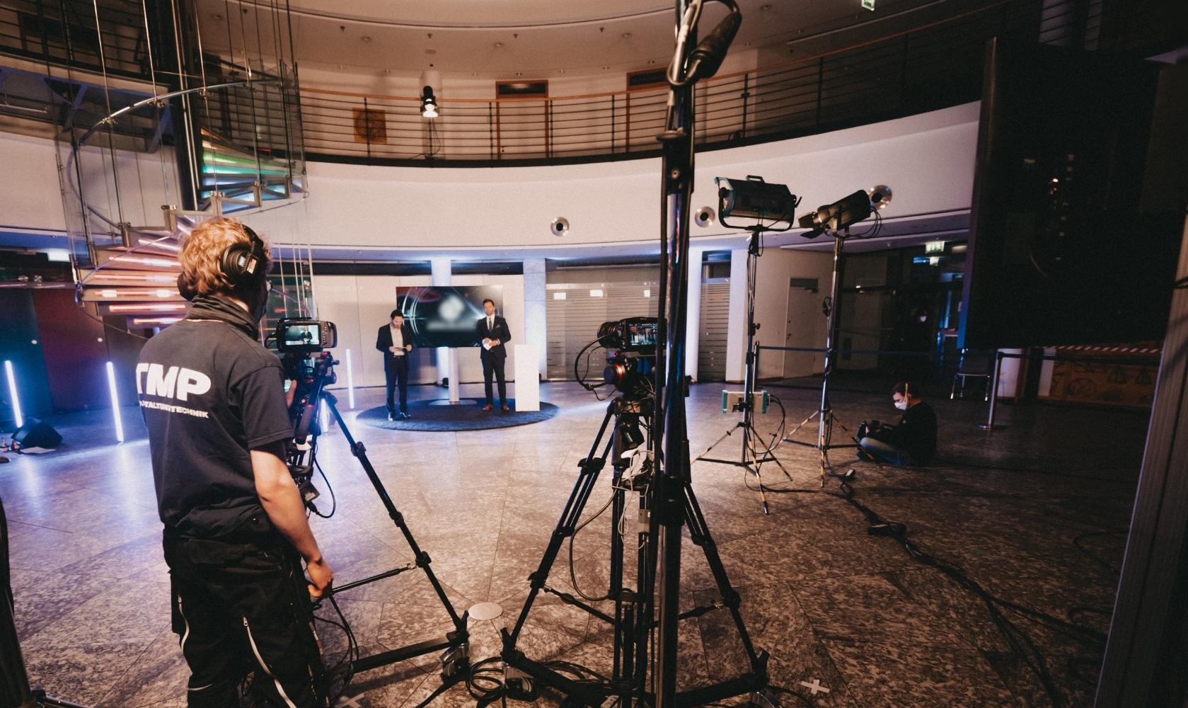 TMP_Veranstaltungstechnik_Corporate_Digitalevent_Kameramann_Speaker_Livestream_Braunschweig